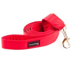 G&E LEASH 15mm RED 180cm