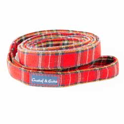G&E LEASH RED SCOTTISH 180cm