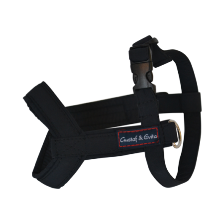 G&E HARNESS CAT BLACK