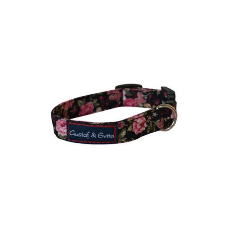 G&E CLICK-LOCK BLACK ROSE