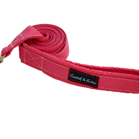 G&E LEASH CERISE