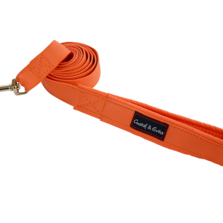 G&E LEASH ORANGE