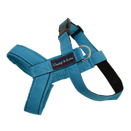 G&E HARNESS PRO TURQUOISE