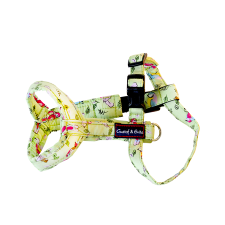 G&E HARNESS CAT GREEN