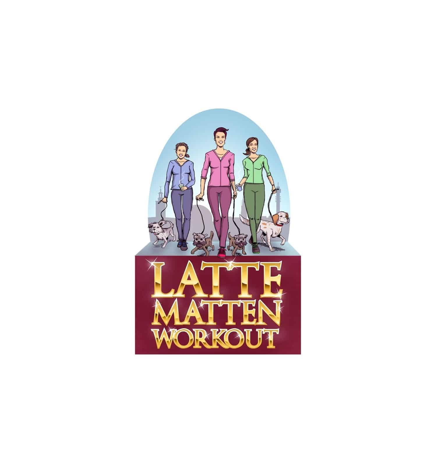 LATTEMATTEN WORKOUT