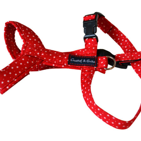 G&E HARNESS CAT RED