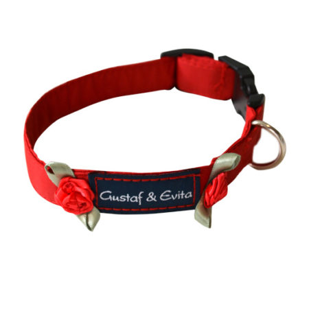 G&E CLICK-LOCK RED ROSE
