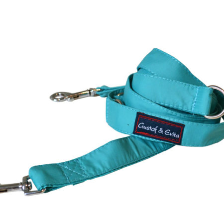 G&E HUNT/JOGGING LEASH JADE 2CM