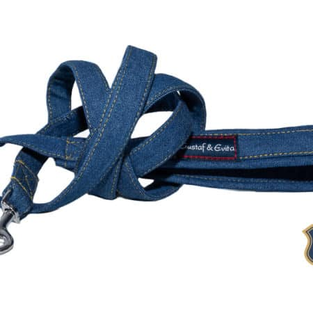 G&E LEASH DENIM