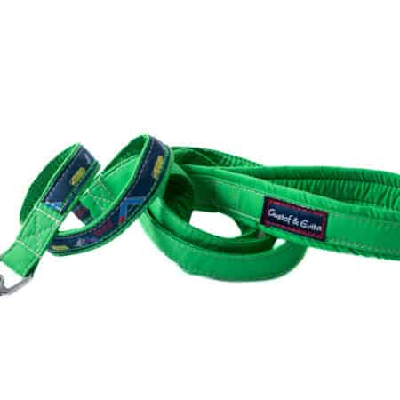 G&E LEASH AGILITY GREEN