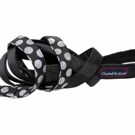 G&E LEASH SPOTLIGHT BLACK