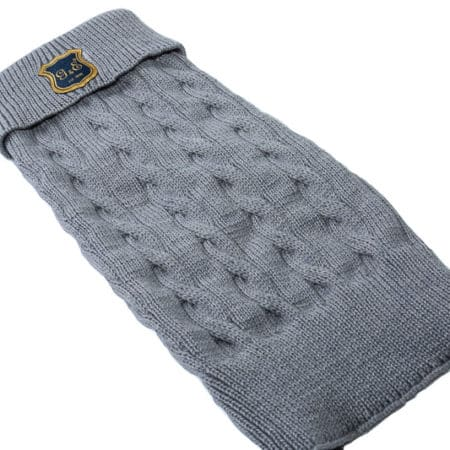 G&E KNITTED GREY