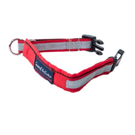 G&E QUICK RELEASE RED REFLECTIVE