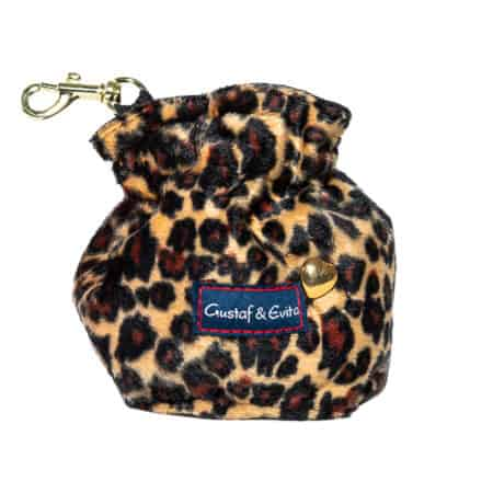 G&E CANDY BAG LEOPARD