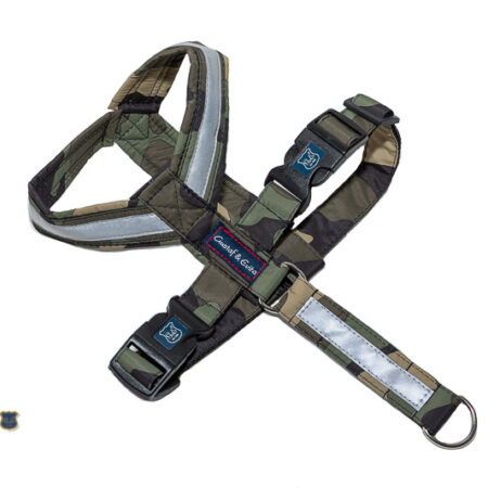 G&E PRO REFLEX CAMOUFLAGE MED TAMP